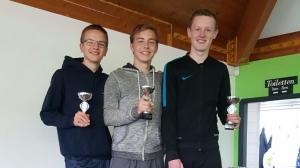 Clubkampioenen junioren 2016
