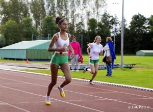 Atletiek Meisjes junioren