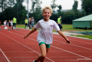 40m sprint pupil AV suomi