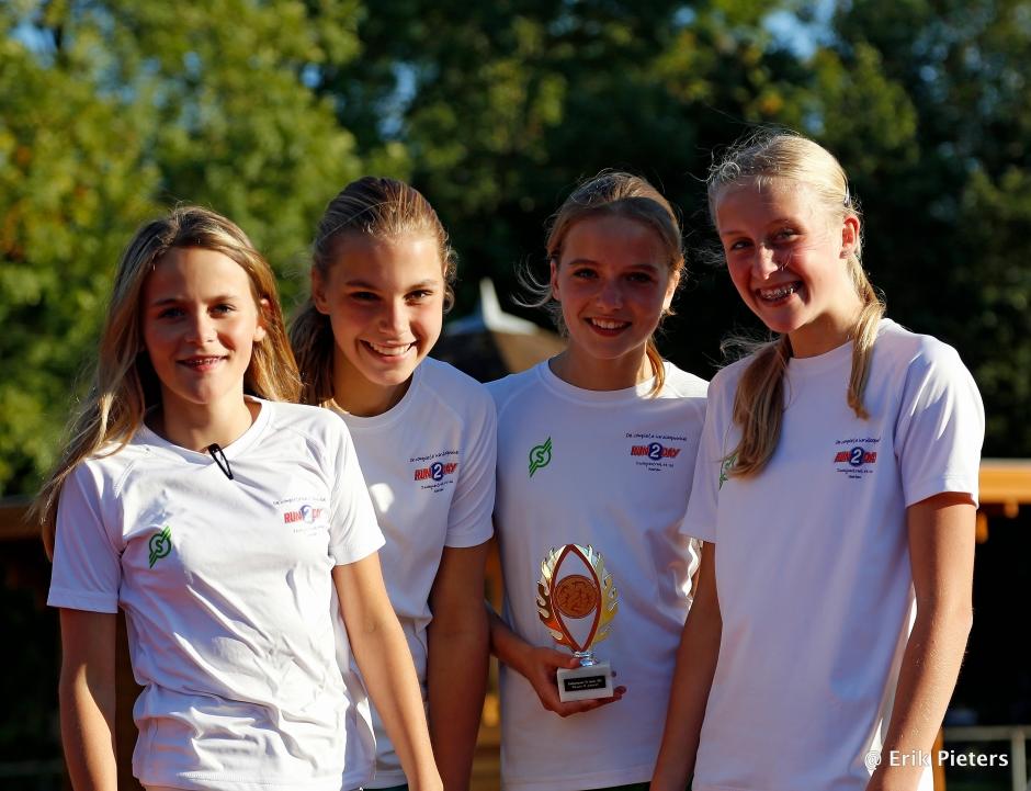 clubkampioenen junioren AV Suomi
