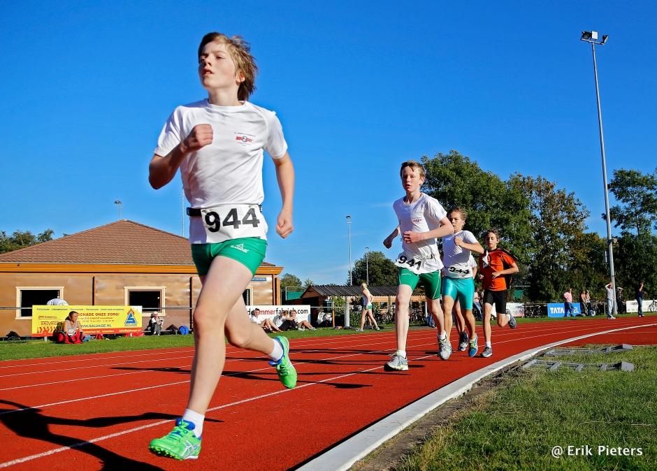1000m junioren AV Suomi