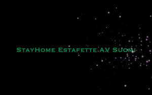 Stayhome estafette video challenge