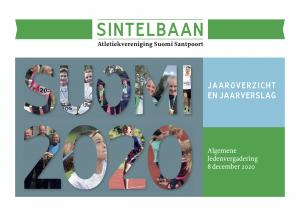 Sintelbaan jaaroverzicht en jaarverslag 2020 AV Suomi