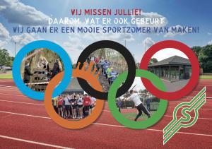 Suomi Olympische Sportzomer